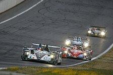 Le Mans Serien - Murphy und Morand vor Ort: Snetterton: Teams testen neue Dunlop-Pneus