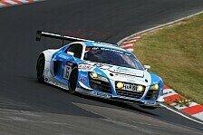 NLS - Phoenix Racing startet mit drei Audi R8