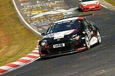 VLN - Podestplatzierung f�r den Scirocco: G�tz Motorsport: Bestes Rennen der Saison