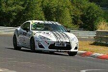 VLN - Kampf um Tabellenf�hrung geht weiter: TMG GT86 Cup - D�rr Motorsport erfolgreich