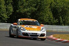 VLN - Ausfall f�r Frikadelli Racing: Zwei Klassensiege f�r das Porsche Zentrum Willich