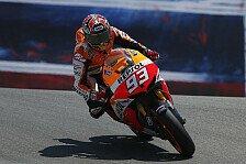 MotoGP - Hatte es schwerer erwartet: Marquez schreibt Geschichte in Laguna Seca