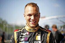 WS by Renault - Meistertitel als Ziel: Lotus-Testpilot S�rensen 2014 bei Tech 1