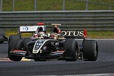 WS by Renault - Totales Desaster f�r Vandoorne: S�rensen auch in Rennen 2 unantastbar