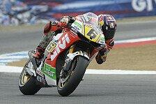 MotoGP - Gro�artiges Ergebnis: Bradl: Langes und hartes Rennen