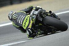 MotoGP - Auf der Jagd nach dem Auto: Crutchlow: Erste richtige Pole