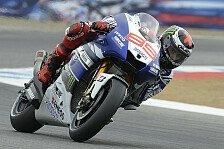 MotoGP - Yamaha funktionierte nicht mehr gut: Lorenzo war ab Rennmitte schwindlig