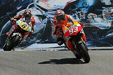 MotoGP - Showdown in Laguna Seca: Marquez vs. Bradl: Die Analyse