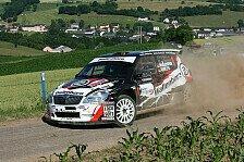 DRM - Galavorstellung des amtierenden DRM-Champions: Wallenwein & Kopczyk gewinnen Rallye-Luxemburg