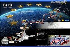 Mehr Rallyes - Video: Highlights des 19. Glasbachrennens