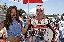 MotoGP - Texas Tornado auf Sparflamme: De Angelis ersetzt Edwards in Br�nn