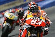 MotoGP - Haben einen wirklich guten Job gemacht: Nakamoto mit Honda-Piloten sehr zufrieden