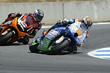 MotoGP - Kampf um Platz zwei spitzt sich zu: Barbera: Sieg in der CRT angepeilt