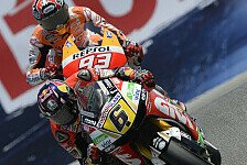 MotoGP - Deutsche Durststrecke beendet: Magic Moments 2013: Bradl auf dem Podium