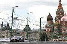 DTM - Neuland f�r die DTM: Moscow Raceway: Die Streckenvorschau