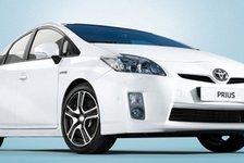 Auto - Umfangreiches Zubeh�r veredelt Toyota Prius: Trendsetter Hybrid