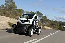 Auto - Weltpremiere f�r neues Renault Concept Car in Frankfurt: Renault und Dacia auf der IAA 2013