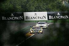 Blancpain GT Serien - Maxime Martin �berzeugt: Spa: Doppelspitze f�r Marc VDS