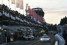 Blancpain GT Serien - 24 Stunden von Spa - Training und Qualifikation