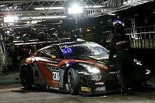 Blancpain GT Serien - Audi auf Platz drei und vier: Spa: Nissan im Warm-up vorne