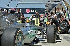 Formel 1 - Red Bull ger�t ins Hintertreffen: Japan GP: Die Boxenstopp-Analyse