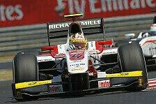 GP2 - Vor Spa und Monza graust es mir: Daniel Abt
