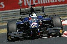 GP2 - Abt erneut abgeschlagen: Bird dominiert Qualifying