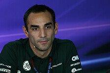 Formel 1 - Vor- statt r�ckw�rts: Caterham-Boss: Nichts falsch gemacht
