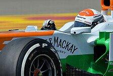 Formel 1 - Erst die Regeln, dann die Investition: Force India erw�gt Bau eines neuen Windkanals