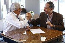 Formel 1 - Einigung mit der FIA: Concorde Agreement: Ecclestone zufrieden