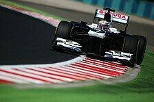 Formel 1 - Jede Ver�nderung ist willkommen: Maldonado: Schlechter gehts nicht