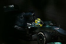 Formel 1 - Felipe das W�rtchen zum Sonntag sagen: Rosberg: Rennen in Runde eins gelaufen