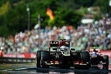 Formel 1 - �u�ere Einfl�sse: Grosjean bleibt straffrei