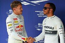 Formel 1 - Alles m�glich im Titelkampf: Marko: Mercedes setzt alles auf Hamilton