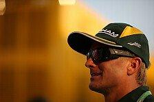 Formel 1 - Zahle nicht f�r ein Cockpit: Kovalainen schielt auf F1-Comeback