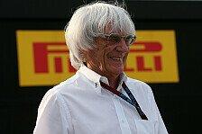Formel 1 - Nichts zu verbergen: Ecclestone kauft sich nicht frei