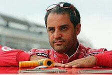 IndyCar - Keine Umstellungsprobleme erwartet: Castroneves: Montoya wird sich einf�gen