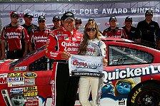 NASCAR - Montoya startet von Rang acht: Newman holt Brickyard-Pole