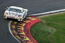 Blancpain GT Serien - Mercedes oder Porsche?: Spa: Nur noch ein Viertel zu fahren