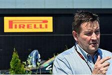Formel 1 - Von Beunruhigung keine Spur: Pirelli: Noch immer kein Vertrag