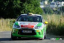DRM - Erst Track Day, dann Rallye Luxemburg: Knof trifft Mikko Hirvonen