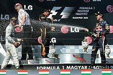 Formel 1 - Hamilton trotzt der Hitze: Ungarn GP: Die neun Antworten zum Rennen