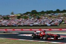 Formel 1 - Hamilton und R�ikk�nen haben geholfen: Alonso: Ergebnis besser als wir sind