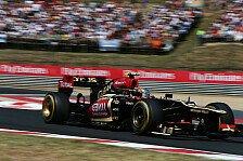Formel 1 - Bilderserie: Ungarn GP - Stimmen zum Rennen