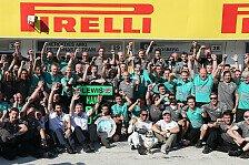 Formel 1 - Sind immer noch die Underdogs: Wolff: Irgendjemand jammert immer
