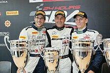 Blancpain GT Serien - Matchball f�r Maximilian Buhk: Blancpain 1000: HTP-Mercedes auf der Pole