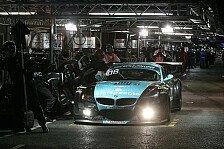 Blancpain GT Serien - Unf�lle und Reifensch�den: BMW: Totalausfall in Spa