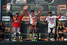 MX/SX - Problematischer Heim-GP f�r Nagl: Cairoli gewinnt am Lausitzring