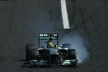 Formel 1 - Zuverl�ssigkeit verbessern: Mercedes: Rosberg-Motorschaden noch ungel�st