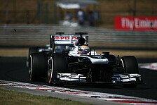 Formel 1 - Gro�e Hoffnungen auf Symonds: Williams erwartet sofortige Verbesserungen